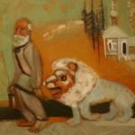 """Валерий Бабин """"Пустынник"""" 1992"""