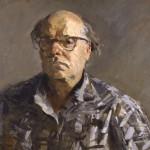 """Виктор Цыплаков """"Автопортрет"""" 1983"""