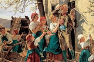 15 января 1793 года родился Фердинанд Георг Вальдмюллер