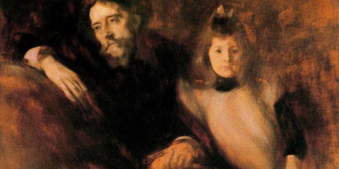 17 января 1849 года родился Эжен Каррьер.