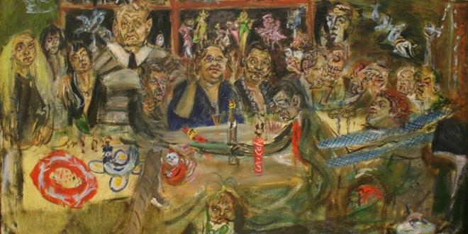 Выставка живописи Натты Конышевой.