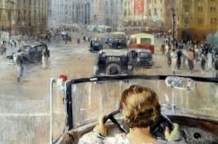 Россия в пути. Самолетом, поездом, автомобилем. 1920 – 1990.
