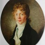"""Неизвестный художник """"Портрет мальчика"""" Конец 1790-х"""