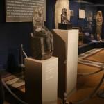 Фоторепортаж Cultobzor.ru. Два скульптурных портрета Аменемхета III.