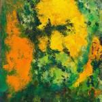 """Арон Бух """"Автопортрет"""" 2003"""