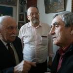 В.Иванов, Н.Крутов и П.Никонов