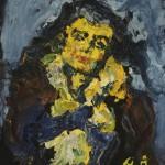 "Арон Бух ""Женский портрет"" 2000"