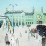 "Константин Сутягин ""Белорусский вокзал"" 2013"