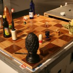 "Пол Маккарти ""Кухонный набор. Из проекта ""Art of Chess"" 2003"