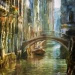 """Ксения Исакова """"Утро в Венеции. Италия"""""""