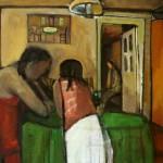 Роман Усачёв «Дом в деревне» 2011