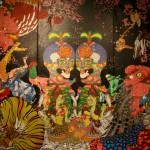 """Кейичи Танаами """"Дзякутю - великолепные цветы и птицы"""" 2015"""