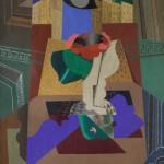 """Леопольд Сюрваж """"Ваза с камелией и птицей"""" 1919"""