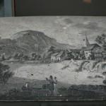 """Пазл """"Сельский пейзаж с водопадом"""" Западная Европа 1790-1800-е"""