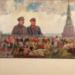 """Александр Герасимов """"Колхозное стадо"""""""