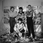 """Едыге Ниязов, Павлодар """"Группа «Кино» Ленинград, 1985"""