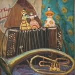 """П.И.Грошев """"Музыкальные инструменты"""" 2011"""