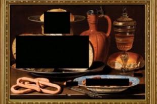 Группа «Апофеоз. Натюрморт с ....., ......., ...... и посудой.