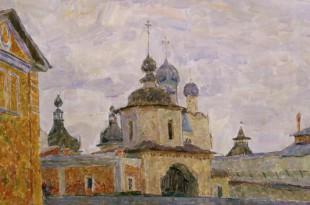 ЗАБЕЛИН Вячеслав Михайлович – Галерея произведений (60 изображений).