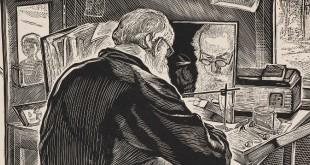 Илларион Голицын. О киргизских рисунках Фаворского.