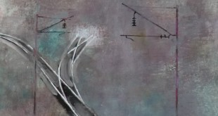 Творческий вечер художника Льва Саксонова. Железнодорожный ноктюрн.