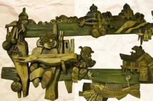 Выставка творческого содружества «Казанский посад»