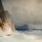 И.Айвазовский «Спасение» 1890