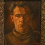 "Давид Девинов-Нюренберг ""Автопортрет"" 1926"
