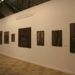 Экспозиция произведений А.Васнецова в ЦДХ