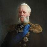 "Н.Н.Ге ""Портрет адмирала А.И.Панфилова (1808-1874)"""