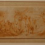 """Харменс ван Рейн Рембрандт """"Авраам и Исаак на пути к жертвеннику"""" 1643"""