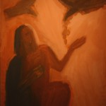 """Ирина Старженецкая """"Пророк Илья и ворон"""" 2006"""