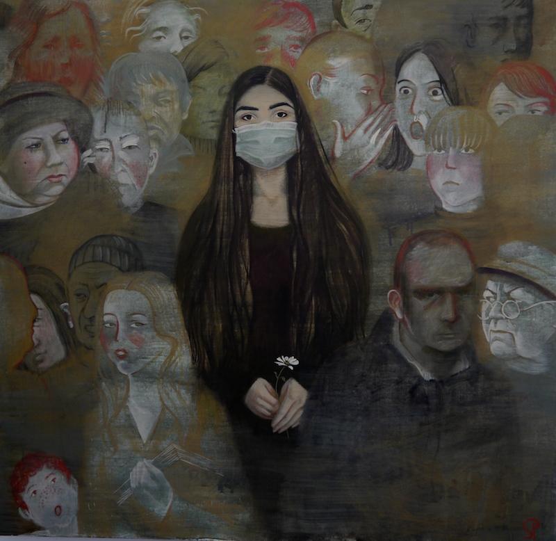 Полина Синяткина «Не говори»