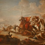 "Жак Куртуа (прозванный Бургиньон), круг ""Баталия"" Вторая половина 17 века"