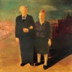 """Брайнин В.Е. """"Композиционный портрет """"Мои родители"""""""