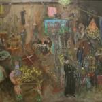 """Натта Конышева """"Антикварный салон"""" 2002"""