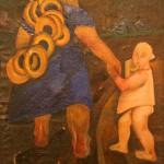 """Виктор Калинин """"Просёлок"""" 1965"""