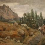 """Давид Девинов-Нюренберг """"Кавказ"""" 1935"""