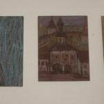 Работы юных художников, уже четвёртого поколения Мессереров
