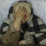 "Гелий Коржев ""Мать 1964–1967"