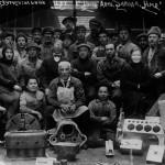Завод АМО. Инструментальный цех. 1922. Музей истории завода ЗИЛ