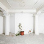 """Федор Телков """"Холл гостиницы «Мадрид». Из серии «Наследники мечты» 2014"""