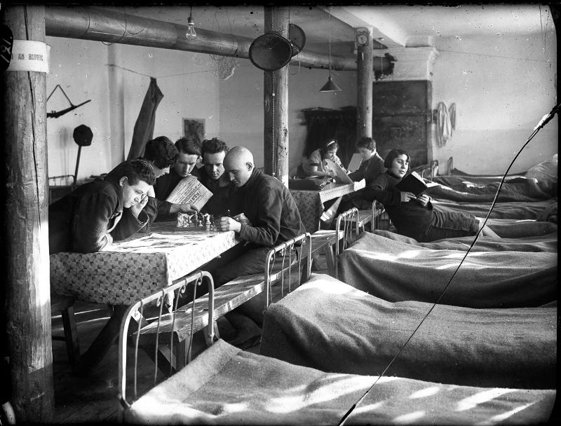 Фотография из архива Музея истории Уралмашзавода. Конец 1920-х – 1930-е годы