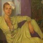 Выставка произведений Лейлы Хасьяновой. Живопись.