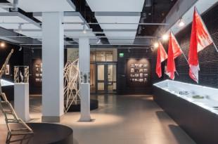 """Выставочный центр """"Рабочий и Колхозница"""". Открытие постоянной музейной экспозиции."""