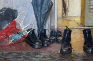 Выставка живописи Константина Селезнева.