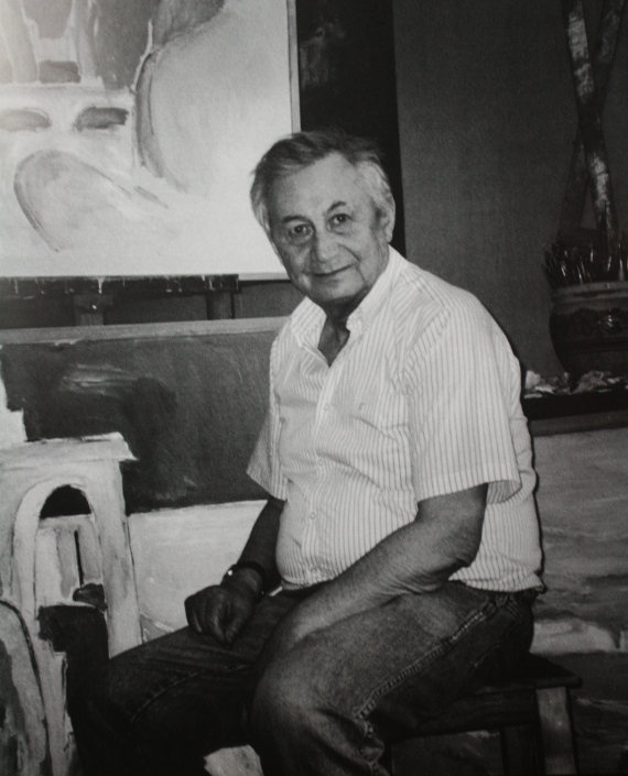 Юрий Николаевич Ларин (1936–2014)