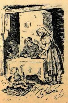 Илл. к «Маленьким рассказам» Л. Толстого. [М.-Л]., 1944