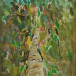 "Юрий Ларин ""Свиная лестница. Нида"" 2008"