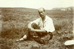 К.В. Кандауров. 1900-е. Фотография из архива К. А. Кандауровой